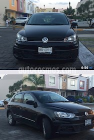 Volkswagen Gol I - Motion usado (2017) color Negro precio $131,000