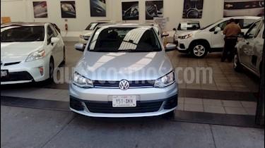 Foto venta Auto usado Volkswagen Gol I - Motion (2017) color Plata precio $159,000