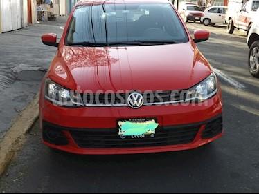 Volkswagen Gol I - Motion usado (2017) color Rojo Flash precio $141,000