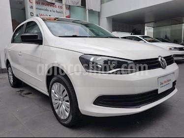Foto venta Auto usado Volkswagen Gol I - Motion (2016) color Blanco Candy precio $144,000