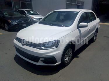 Foto Volkswagen Gol I - Motion usado (2018) color Blanco Candy precio $155,000