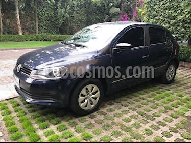 Foto Volkswagen Gol I - Motion usado (2016) color Azul precio $129,000