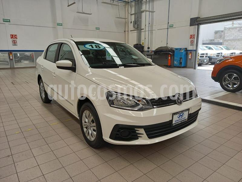 Volkswagen Gol Trendline usado (2018) color Blanco precio $149,000