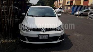 Volkswagen Gol Trendline usado (2018) color Blanco Candy precio $150,000
