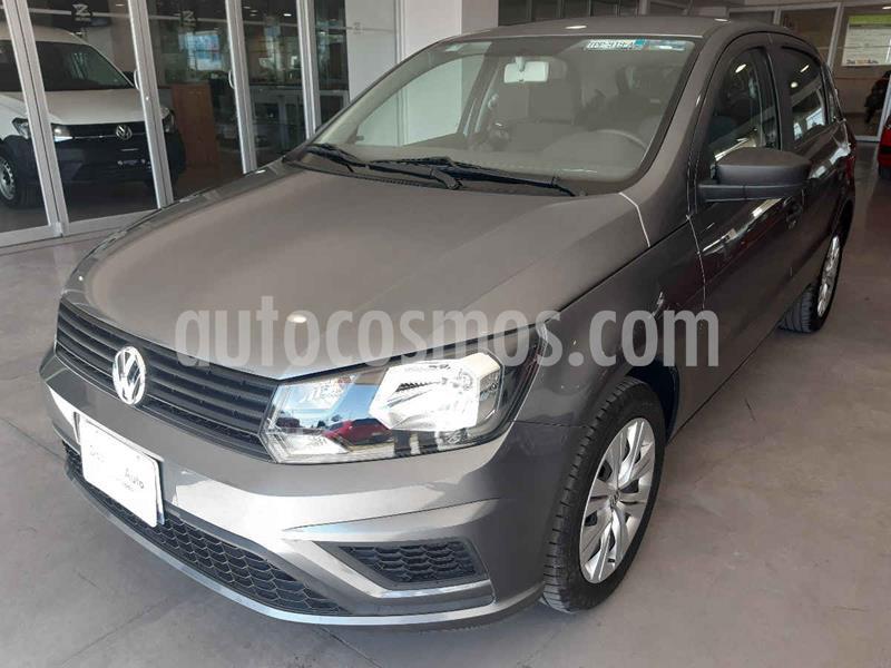 Volkswagen Gol Trendline usado (2020) color Gris precio $192,500