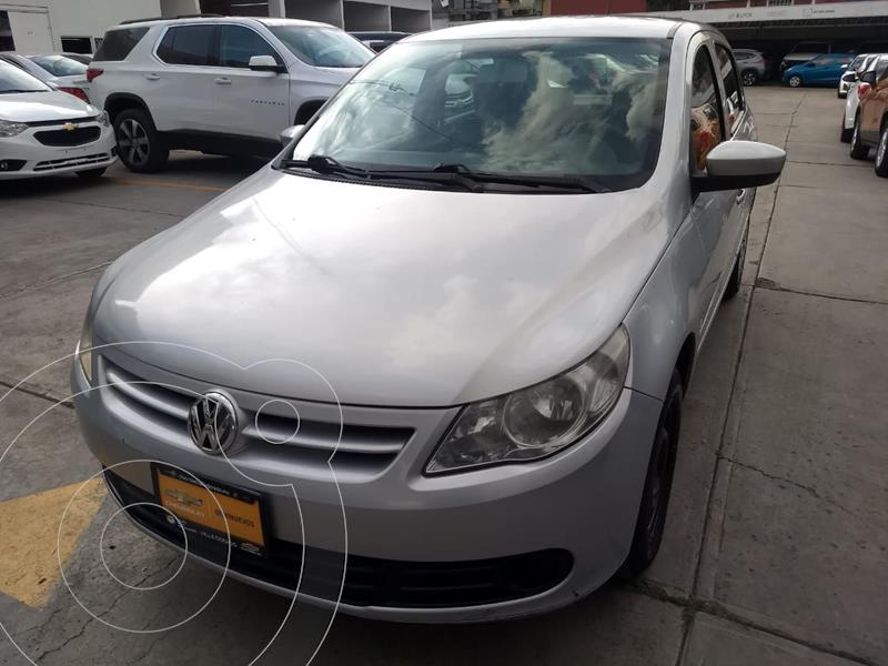 Foto Volkswagen Gol CL usado (2013) color Gris precio $95,000