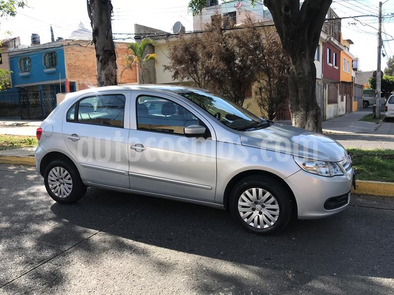 Volkswagen Gol Trendline Ac usado (2011) color Plata precio $88,000