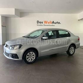 Volkswagen Gol 5p Trendline I-Motion L4/1.6 Aut usado (2018) color Plata precio $182,000