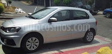 Volkswagen Gol Trendline usado (2018) color Plata precio $165,000