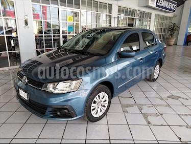 Volkswagen Gol Trendline usado (2018) color Azul Claro precio $162,000