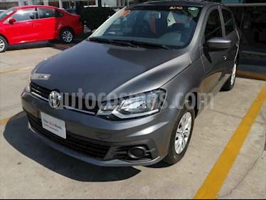 Volkswagen Gol 4p Sedan Trendline L4/1.6 Man usado (2018) color Gris precio $174,990