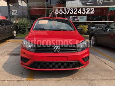 Volkswagen Gol 5p Trendline L4/1.6 Man usado (2019) color Rojo precio $200,000