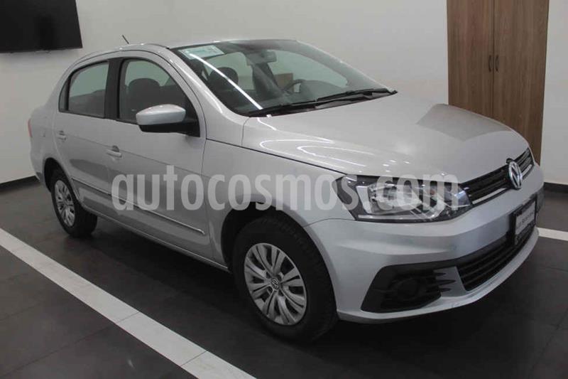 Volkswagen Gol Trendline usado (2018) color Plata precio $169,000