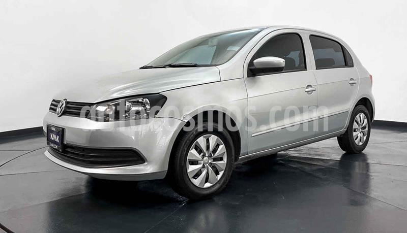 Volkswagen Gol CL usado (2014) color Plata precio $112,999