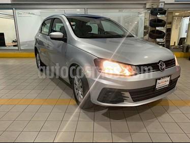 Volkswagen Gol Trendline Ac Seguridad usado (2017) color Plata precio $144,900