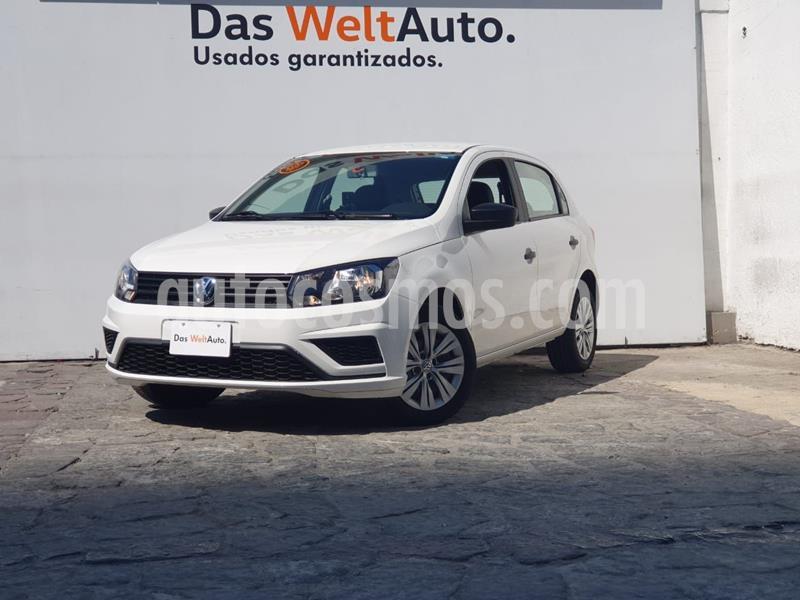 Volkswagen Gol Trendline usado (2019) color Blanco precio $180,000