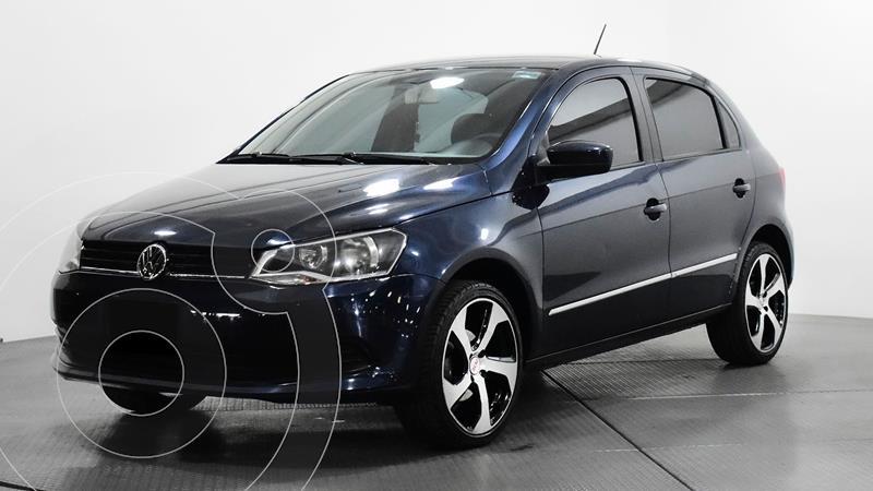 Volkswagen Gol I - Motion usado (2016) color Azul precio $98,000