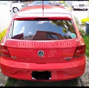 Foto Volkswagen Gol Trendline I-Motion Aut usado (2017) color Rojo Flash precio $150,000