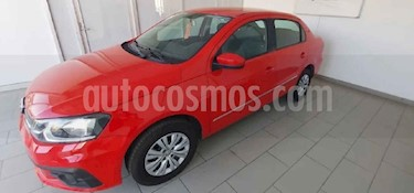Volkswagen Gol 4p Sedan Trendline L4/1.6 Man usado (2018) color Rojo precio $169,500