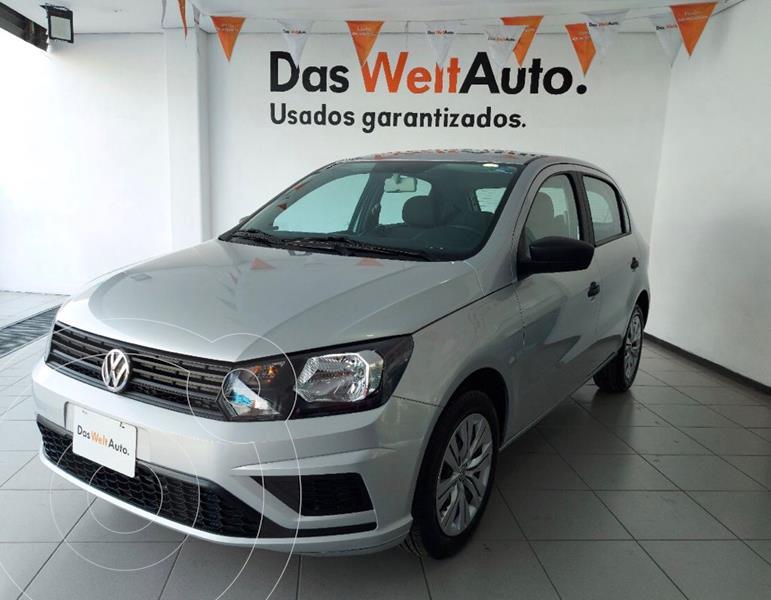 Foto Volkswagen Gol Trendline usado (2020) color Plata precio $209,000
