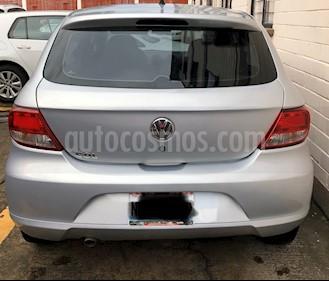 Foto Volkswagen Gol Trendline usado (2011) color Plata precio $60,000