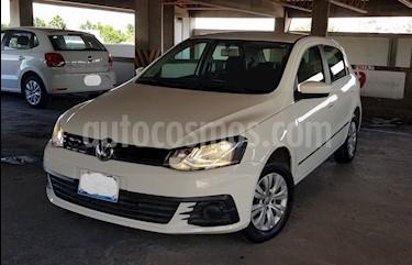 Volkswagen Gol Trendline Ac Seguridad usado (2017) color Blanco Cristal precio $130,000