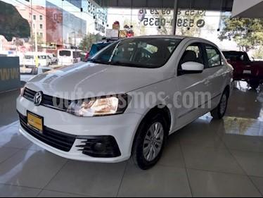 Volkswagen Gol 5p Trendline L4/1.6 Man usado (2017) color Blanco precio $138,000