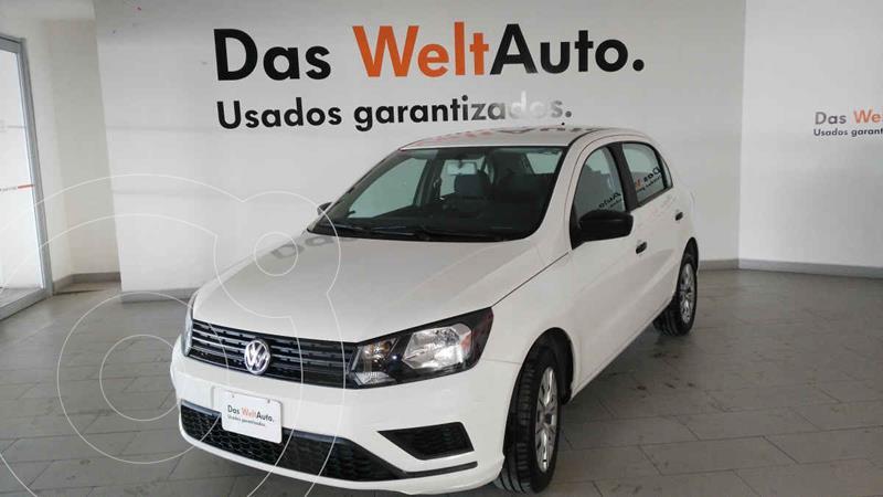 Foto Volkswagen Gol Trendline usado (2019) color Blanco precio $185,500