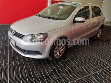 Volkswagen Gol GL usado (2015) color Plata precio $115,000
