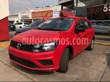 Volkswagen Gol 5p Trendline L4/1.6 Man usado (2019) color Rojo precio $182,990