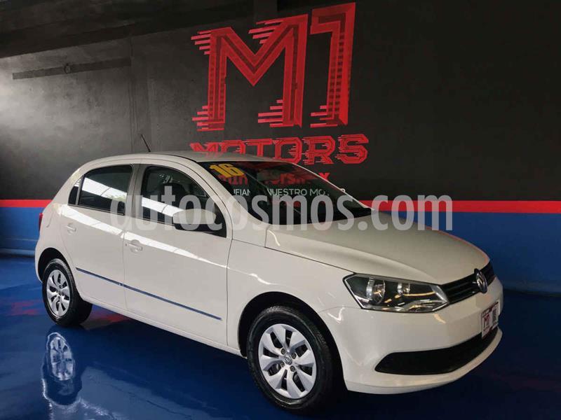 Volkswagen Gol I - Motion usado (2016) color Blanco precio $129,500