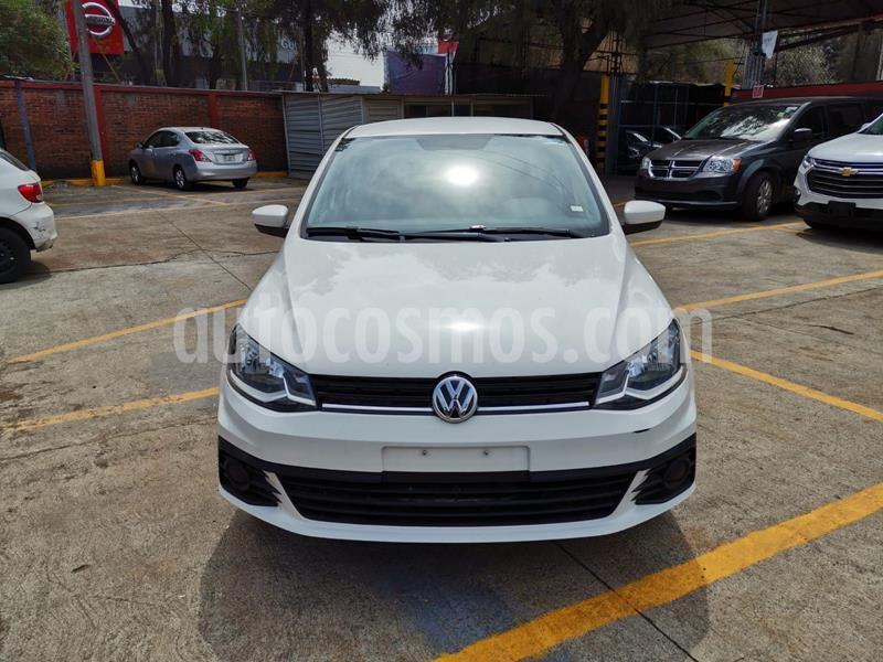 Volkswagen Gol Trendline usado (2017) color Blanco precio $130,000