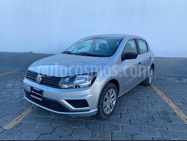 Volkswagen Gol Trendline Ac usado (2019) color Plata precio $195,000