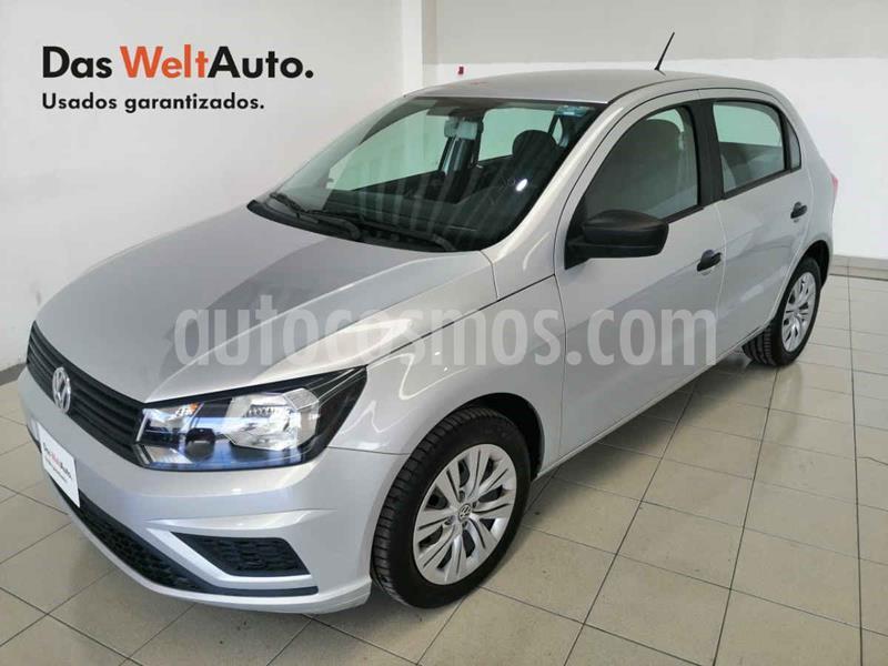 Volkswagen Gol Trendline usado (2019) color Plata precio $178,619