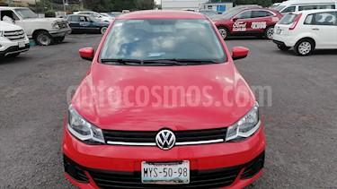 Volkswagen Gol TRENDLINE I-MOTION usado (2017) color Rojo precio $142,000
