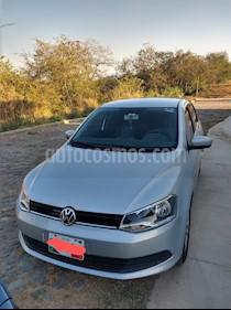 Volkswagen Gol CL usado (2016) color Gris precio $125,000