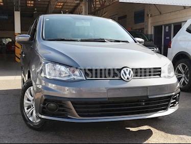 Volkswagen Gol Trendline Ac usado (2017) color Gris precio $135,000