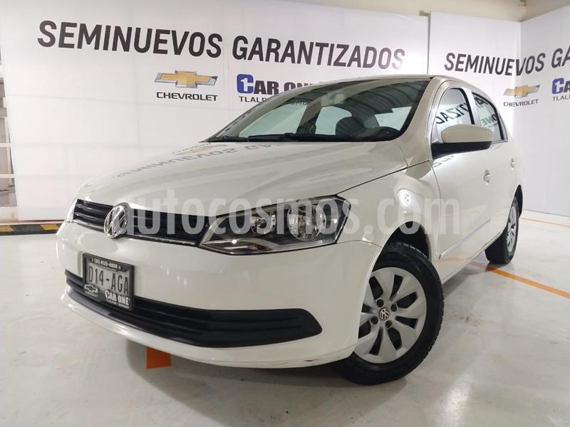 Volkswagen Gol CL usado (2016) color Blanco precio $119,999