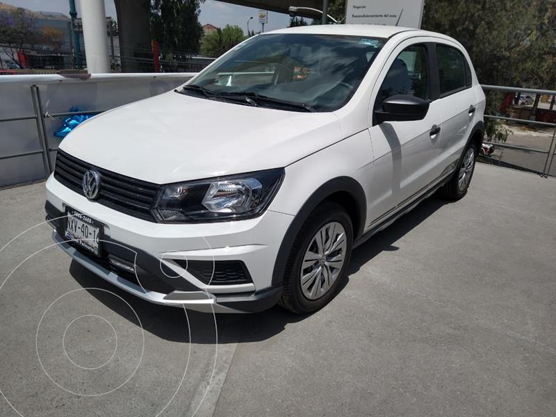 Foto Volkswagen Gol Trendline usado (2020) color Blanco precio $240,000