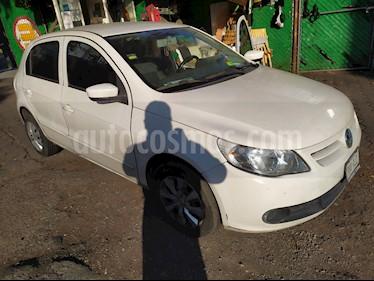 Foto Volkswagen Gol Trendline Ac usado (2011) color Blanco precio $73,500