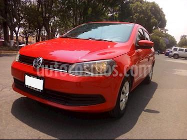 Volkswagen Gol CL Seguridad usado (2016) color Rojo precio $120,000