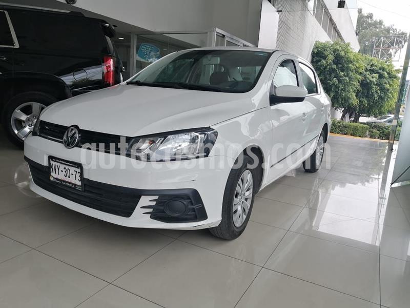 Volkswagen Gol Trendline usado (2017) color Blanco precio $135,000