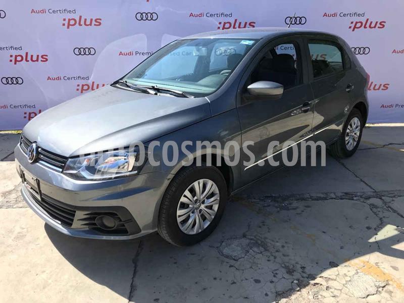 Volkswagen Gol Trendline usado (2018) color Gris precio $145,000