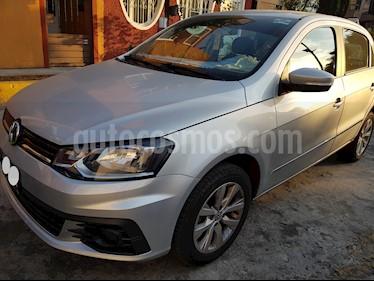 Volkswagen Gol Comfortline usado (2017) color Plata precio $145,000