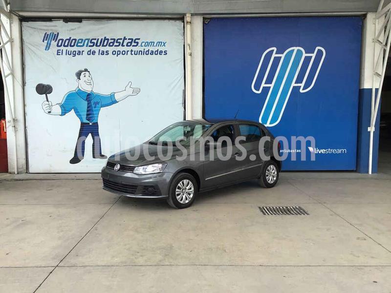 Volkswagen Gol Trendline usado (2018) color Gris precio $73,000