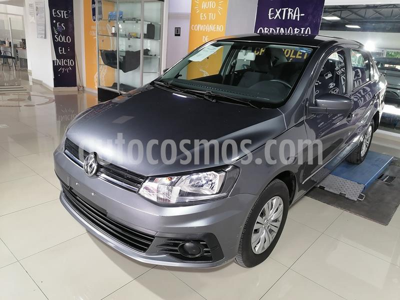 Volkswagen Gol Trendline usado (2017) color Gris Oscuro precio $149,000