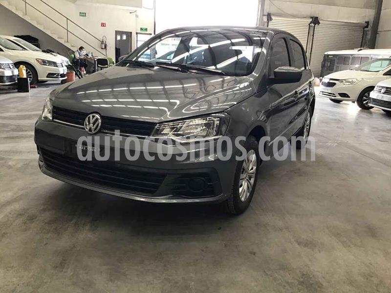 Volkswagen Gol Trendline usado (2018) color Gris precio $71,000