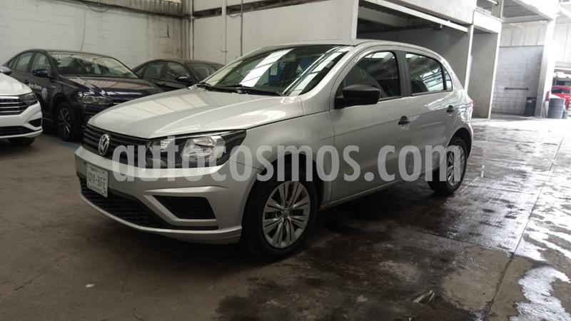 Volkswagen Gol Trendline usado (2020) color Plata precio $185,001
