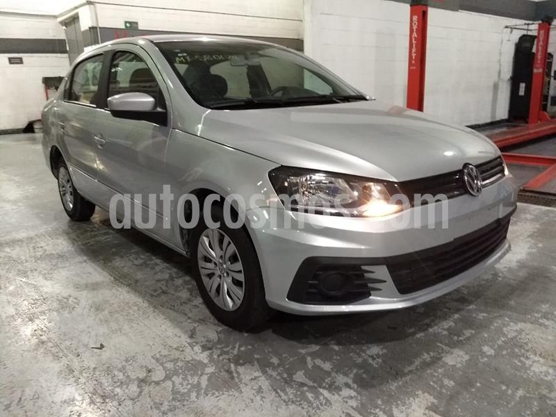Volkswagen Gol Trendline usado (2018) color Plata Dorado precio $158,000