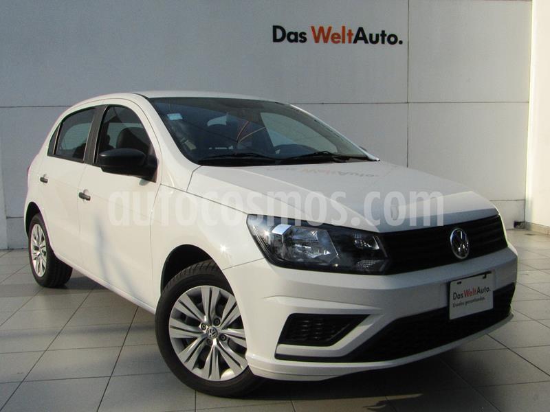 Volkswagen Gol Trendline usado (2020) color Blanco Candy precio $193,000